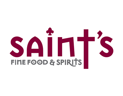 Saint's Restaurant Logo