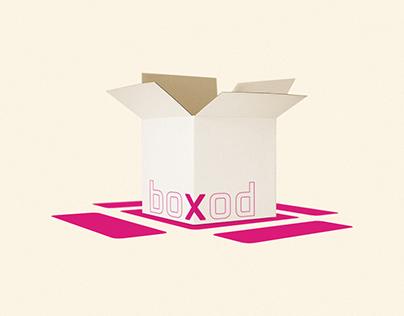 boxod - parcels delivery servise