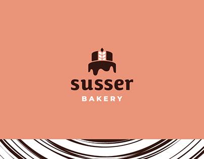 Logo and branding design for the bakery