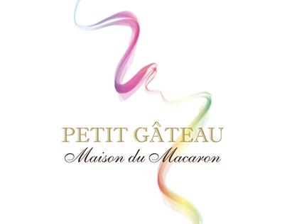 Petit Gateau. Брэндинг, фирменный стиль
