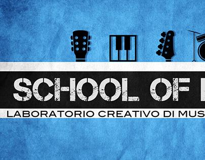 School Of Rock - Music Lab