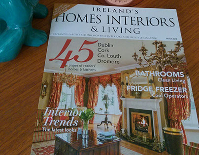Irelands Homes Interiors & Living March 2016