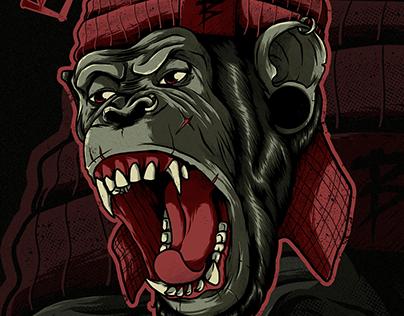 Monkey Attack [Blunt - Verão 2021]