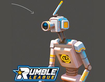 Rumble League - vis dev