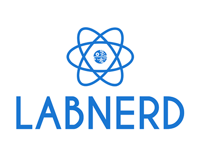 Labnerd - logo