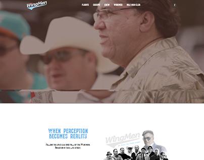 Wingmen Website