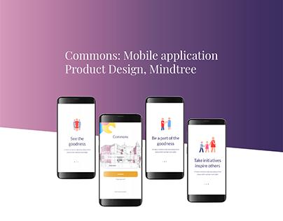 UI UX Design - Mobile Application