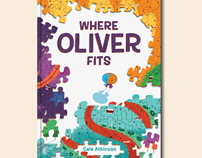 Where Oliver Fits - Picture Book