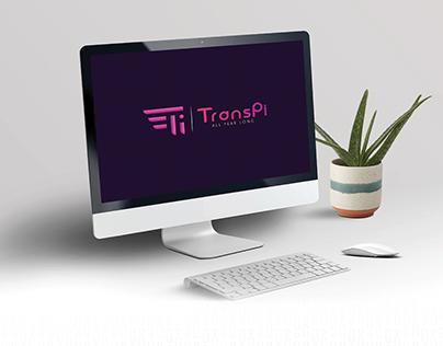 TransPi | Brand Identity Design