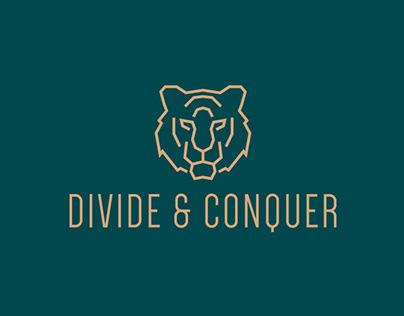 Divide & Conquer - Logo Design
