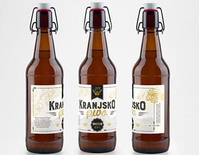 Serija pivskih etiket / craft beer labels