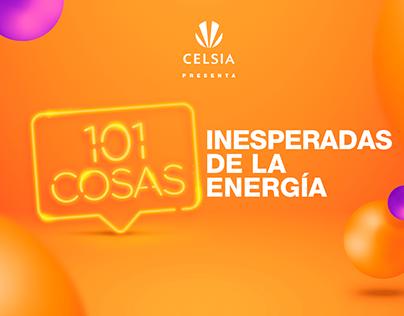 101 cosas inesperadas de la energía - Celsia