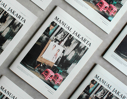 Manual Jakarta Print Issue No. 01 & JCM 2017