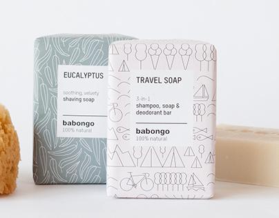 Travel and Eucalyptus soap - Babongo