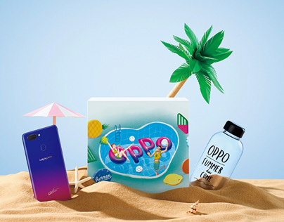 Packing design | Oppo x sypo