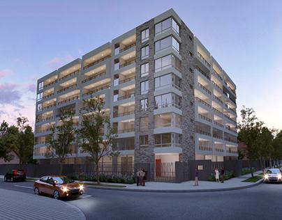 Clorinda Wilshaw -Inmobiliaria UPSA - by 3dmedia.cl