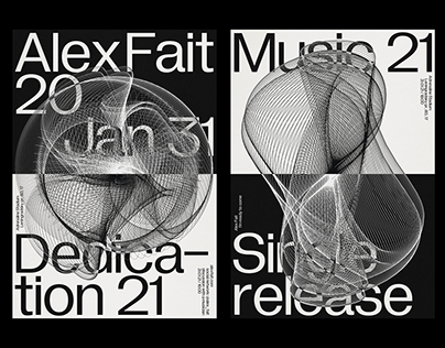 Identity for musician Alex Fait