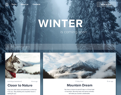 Winter Tours