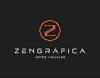 Zengráfica Logo Design