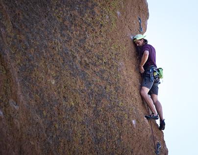 Climbing - Smith Rock
