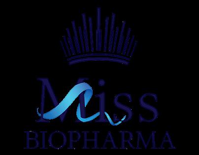 Miss Biopharma 2017: Conception Logo + branding