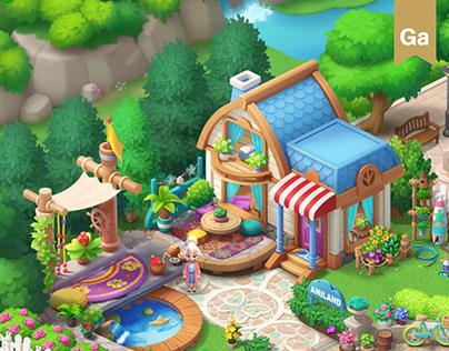 Aniland: Dream Town