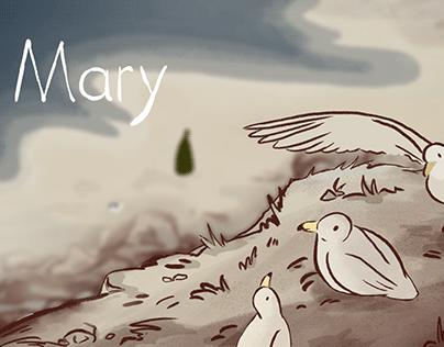 Mary - concept art