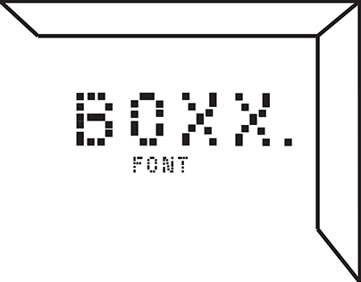 Boxx font   typeface