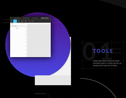 FIGMA Design Tool Quick Guide