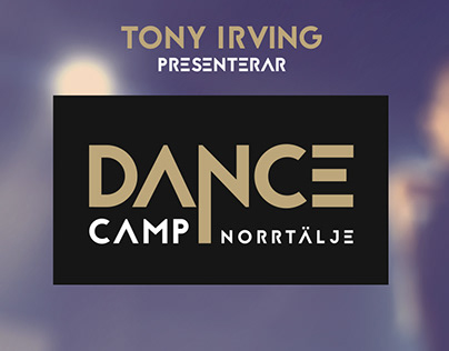 GRAFISK FORM & WEBB - DANCE CAMP NORRTÄLJE