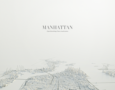 Manhattan and OpenStreetMap Data