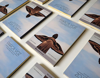 Parca Voz Book - Editorial design