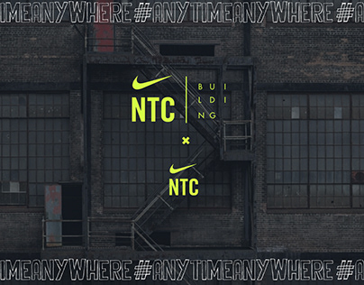 Nike - NTC Building