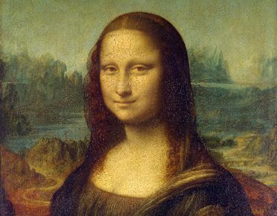 Exposição Arte & Perspectiva / Leonardo da Vinci