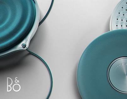 B&O Earset / Bluetooth speaker idea