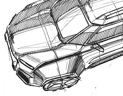 Sketching #1 (2013-2015)