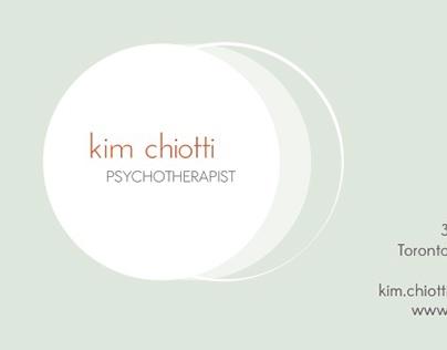 Branding: Kim Chiotti