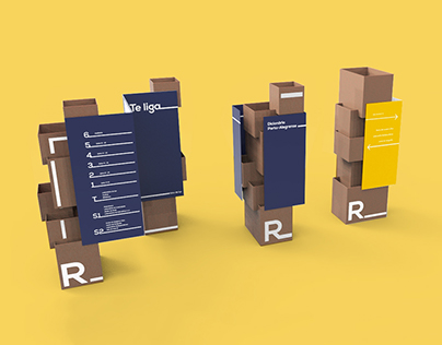 R Design Sul 2016 | Signaling&Wayfinding (Sinalização)