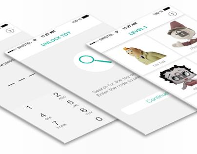 Mint Museum Mobile App Design