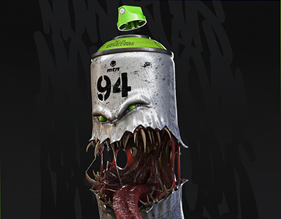 94 Monster Cans