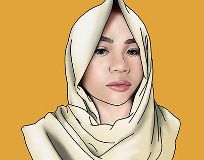 Digital Portrait Commission