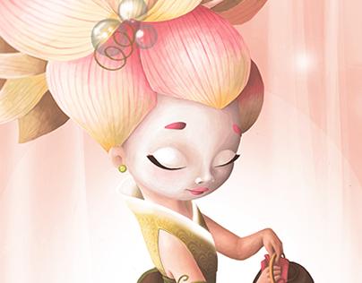 Geisha Lotus