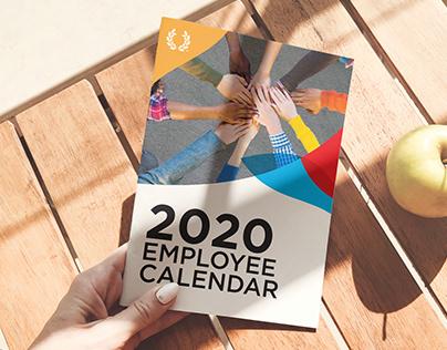 2020 Employee Pocket Calendar