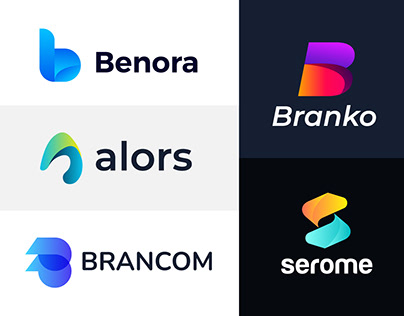 modern logo collection