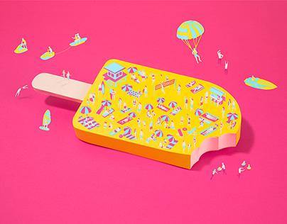 Amandau Ice Cream