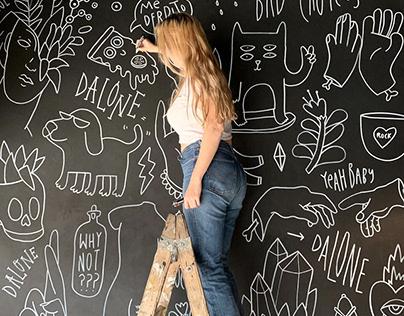 dalone mural