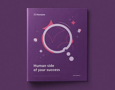 Humaine - Branding & Web Design