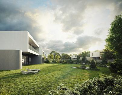 Modern single-family house 3