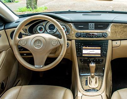 Mercedes-Benz CLS 320CDI '09 - Morgan Cars Portugal