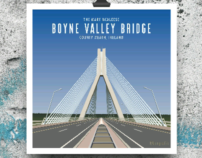 Boyne Valley Bridge